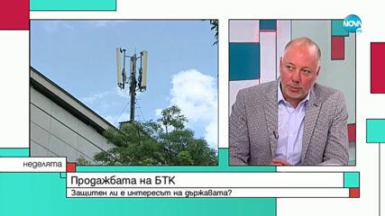 Желязков: След 7 месеца може да има машинно гласуване, със служебен кабинет – не