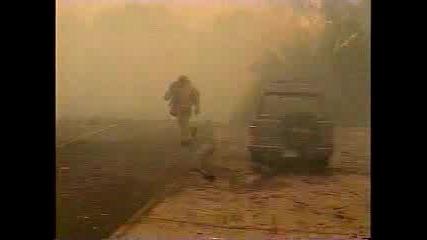 Пожарникарите И Борбата Им С Огъня