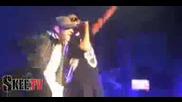 Jay - Z & Eminem Live On Stage Together performing Renegade 2009 Hq