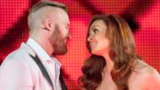 Звездите на WWE реагират на завръщането на Мария Канелис