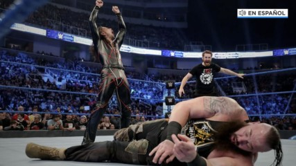 Top 10 Mejores Momentos de SmackDown En Español: WWE Top 10, Feb 7, 2020