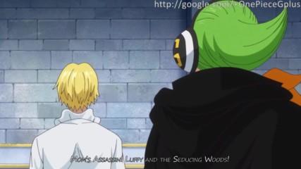 One Piece - 792 Preview Bg Sub
