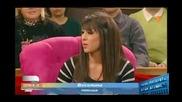 Веселина в Пуснете водата - Tерминал 7 - Tv7 (07.04.2013)