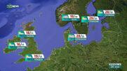 Прогноза за времето на NOVA NEWS (19.06.2021 - 20:00)