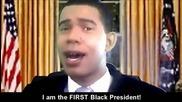 Барак Обама - Танцува и пее на Single ladies
