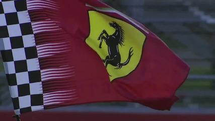 Най-големият парад на автомобили на Ferrari - Guinness World Records
