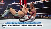 WrestleMania 37 Noche 2 (RESULTADOS): WWE Ahora, Abr 11, 2021