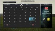 Pes 2013 - Мастър лига - Епизод 2 - Първи мач в Бундеслигата