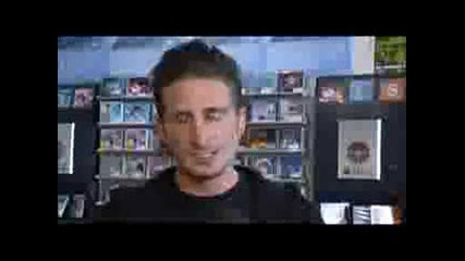 Marco Bailey On I Love Techno Tv 2005