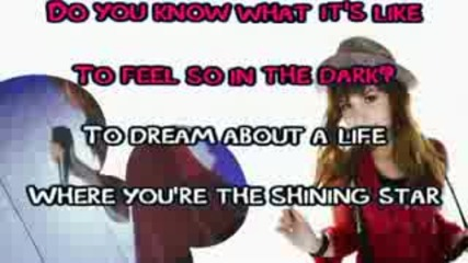 Camp Rock - This Is Me(karaoke Instrumental)