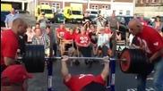 Andre Lepies 272,5kg @ 107kg