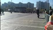 """Автоизложение 2012 """"the Mall"""" шоу от мотористи"""