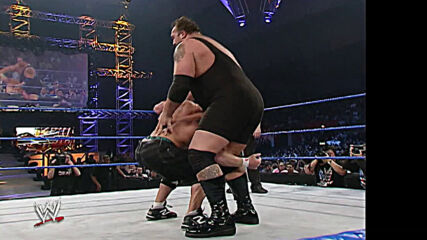 John Cena vs. Kurt Angle vs. Big Show – Triple Threat Match: WWE No Way Out 2004 (Full Match)