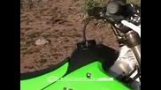 Kawasaki Klx450r Dirt Bike Test - Motorcycle Usa