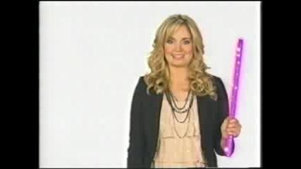 Tiffany Thornton (new!!!!!) - Disney Channel Logo