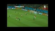 Мондиал 2014 - Хърватия 1:3 Мексико - Мексико отказа Хърватия и се класира!