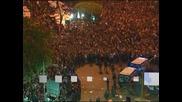 Протестите в Испания завършиха с арести