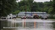 Наводнение в централна Минесота 3.9.2014