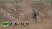 Syria: Army win ground against al-Nusra Front near Israeli border