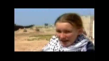 Rachel Corrie За Геноцида Над Палестинците
