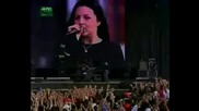 Seether Feat. Amy Lee - Broken Live