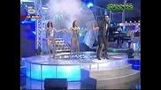 Music Idol 2 - Изпълнението На Тома КISS KISS 19.05.2008