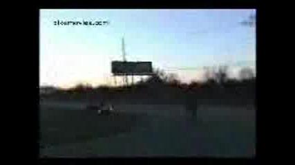 Мотористи Катастрофират