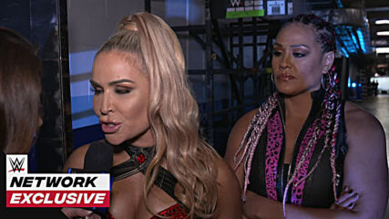 Natalya & Tamina send a message of strength: WWE Network Exclusive, March 5, 2021