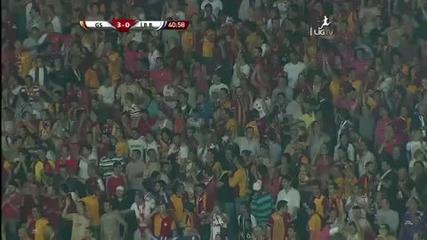Красив гол на Милан Барош