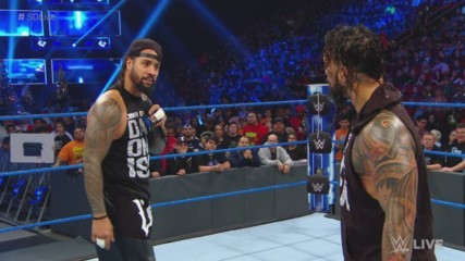 Gallows & Anderson call out The Usos: SmackDown LIVE, Dec. 18, 2018