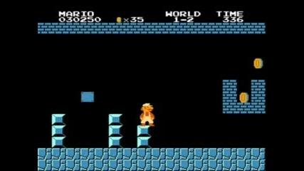 Скоростно Превъртане На Super Mario
