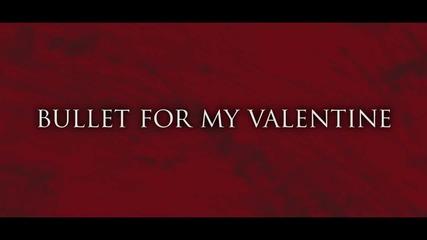 Bullet For My Valentine Temper Temper Tрейлър към албума