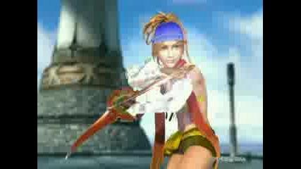 Final Fantasy X-2 - YRP