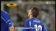 Италия 5:0 Фарьорски Острови - Пирло показва класа