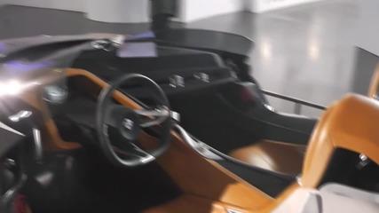 Авто екскурзия част 1 - Bmw музея 2014