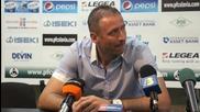 Кушев: Най-после си вкарахме положенията
