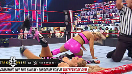Mandy Rose & Dana Brooke vs. Natalya & Lana: Raw, Sept. 28, 2020