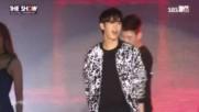 65.0110-5 Jiyeon & Zhoumi & Hongbin - My Ear's Candy, The Show Sbs Mtv E98 (100117)
