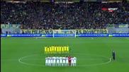 В Украйна почетоха паметта на жертвите от атентата в Париж