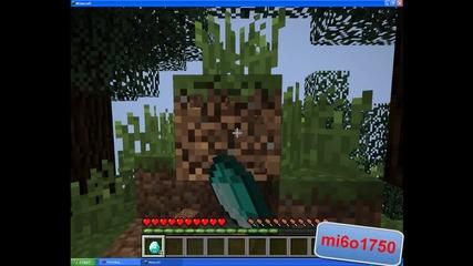 Minecraft- Удвояване на итеми