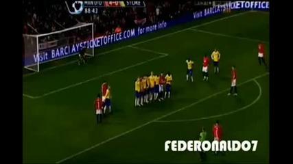 Cristiano Ronaldo Vs Lionel Messi 2009