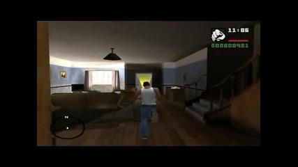 Gta San Andreas епизод 2 - Обучение за стрелба
