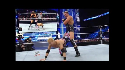 Jack Swagger - The Patriot Lock