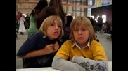 Dylan and Cole Sprouse - Funny Faces