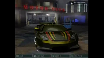 Need For Speed Carbon - Моите Коли ! :)