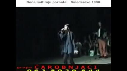 Tanja Savic - Placi, moli - 1998 Deca imitiraju poznate