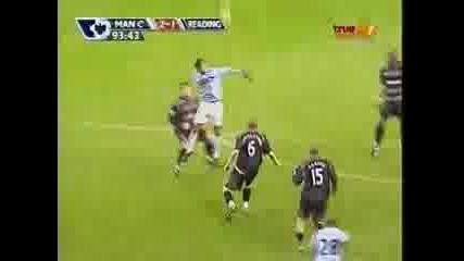 Stephen Ireland Volley Goal vs Reading
