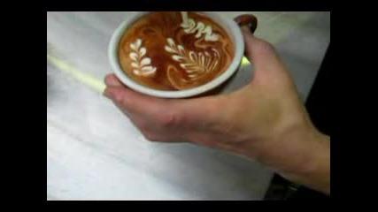Latte Art!!!amazing!!!