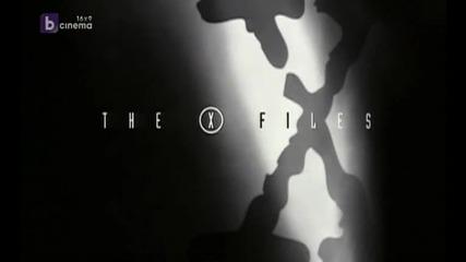 Досиетата Х 6x10 Бг Аудио / The X Files Tithonus