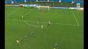 Колумбия 2:0 Уругвай (бг аудио) Мондиал 2014
